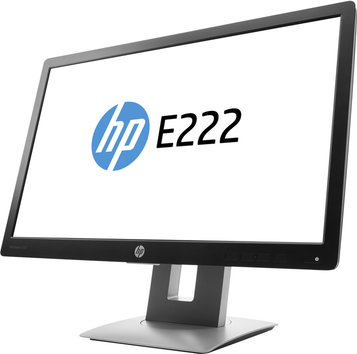 HP EliteDisplay E222 - LED monitor 22""