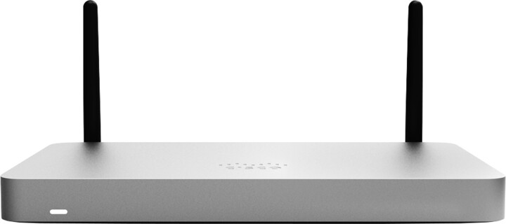 Cisco Meraki MX67W Cloud Managed