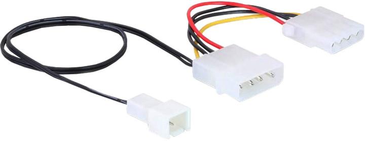"""PremiumCord kabel napájecí FAN 5,25""""-TX 3pin"""