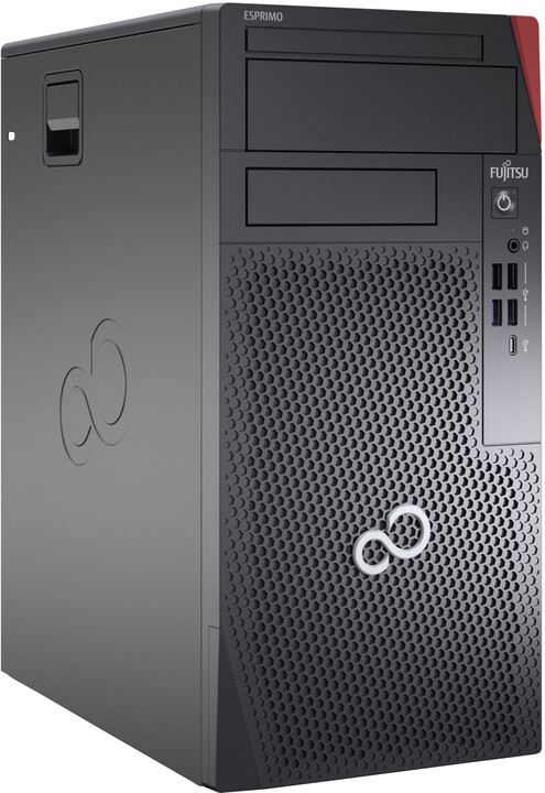 Fujitsu Esprimo P9910, černá
