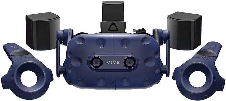 HTC Vive Pro Full kit virtuální brýle