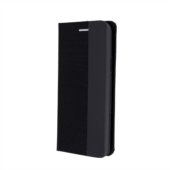 Forever flipové pouzdro Smart Senso pro Xiomi Redmi Note 8T, černá