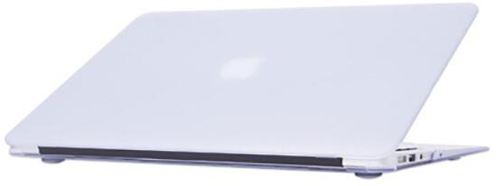 """Plastový kryt pro MacBook Air 13"""" MATT - bílý"""