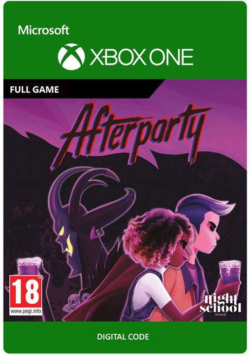 Afterparty (Xbox ONE) - elektronicky