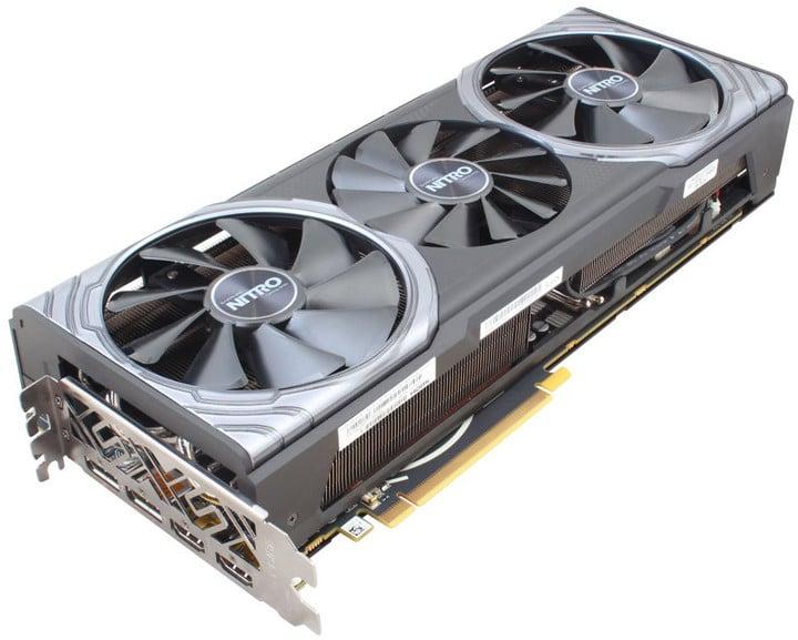 Sapphire Radeon Nitro+ RX VEGA 64, 8GB HBM2