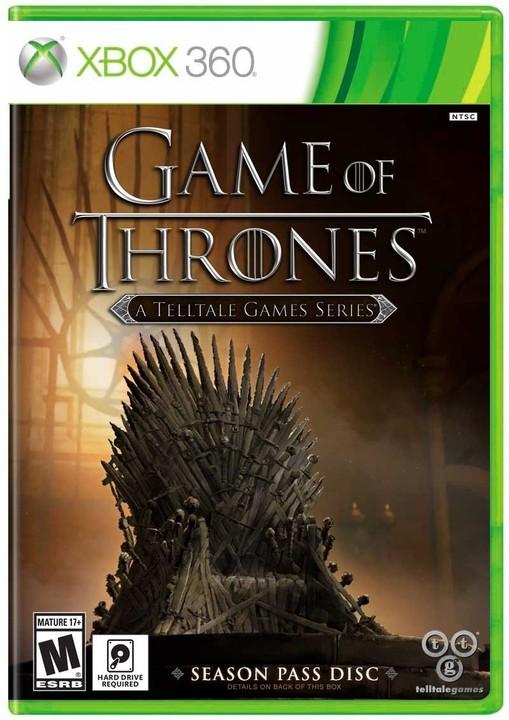 Game of Thrones: Season 1 - X360