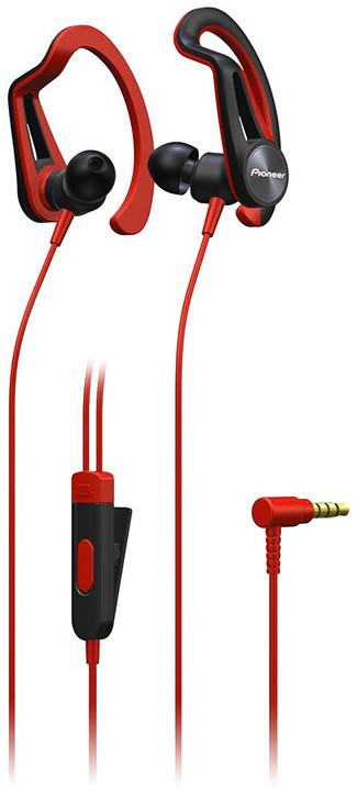 Pioneer SE-E5T, červená