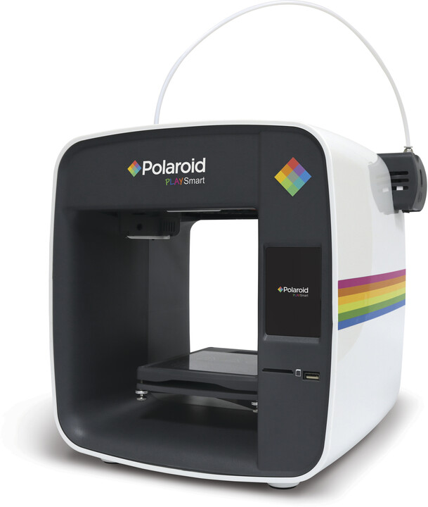 Polaroid PlaySmart 3D Tiskárna, bílá