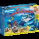"""Playmobil Christmas 70776 Adventní kalendář """"Zábava ve vodě - Nasazení policejních potápěčů"""""""