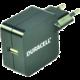 Duracell nabíječka na GSM a tablety 2.4A, USB