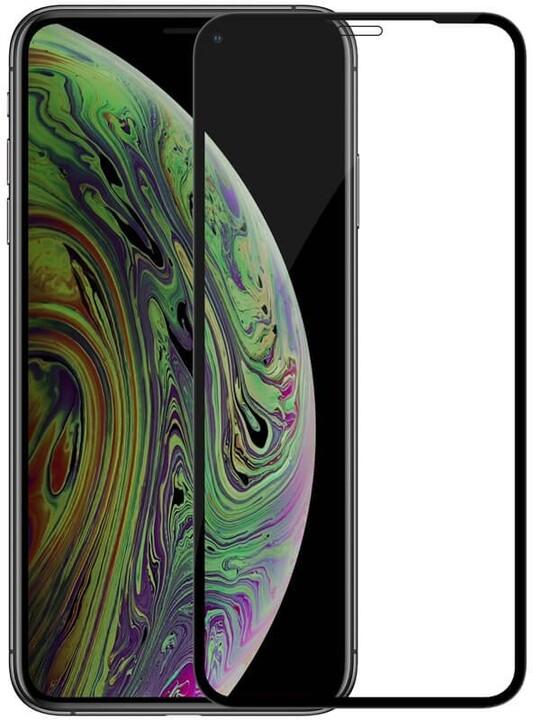 Nillkin tvrzené sklo 2.5D CP+ PRO pro iPhone 11 Pro Max, černá