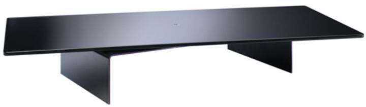 Meliconi 469005 Rotobridge Elite L stolní otočná police pod TV