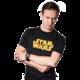 Tričko Star Wars - Logo (XL)