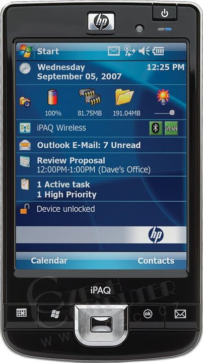 HP 214 IPAQ DRIVERS FOR WINDOWS VISTA