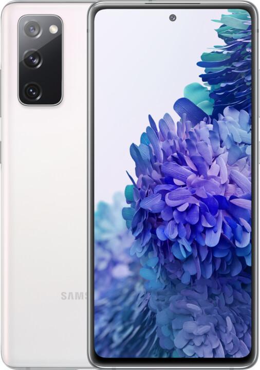 Samsung Galaxy S20 FE, 6GB/128GB, 5G, White