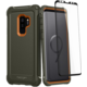 Spigen Pro Guard pro Samsung Galaxy S9+, army green