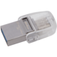 Kingston DataTraveler microDuo 3C - 64GB