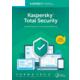 Kaspersky Total Security multi-device  CZ pro 1 zařízení na 24 měsíců, obnovení licence