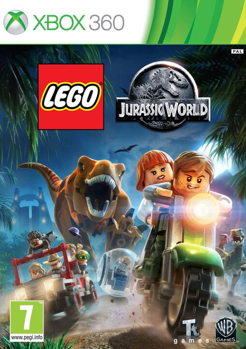 LEGO Jurassic World - X360