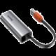 Baseus adaptér Steel Cannon Series USB-A - RJ45