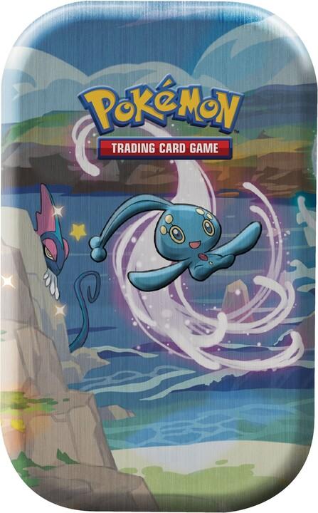 Karetní hra Pokémon TCG: Shining Fates Mini Tin - Manaphy