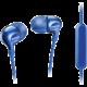Philips SHE3705BL/00, modrá