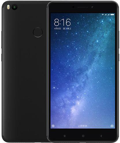 Xiaomi Mi Max 2 - 64GB, Global, černá
