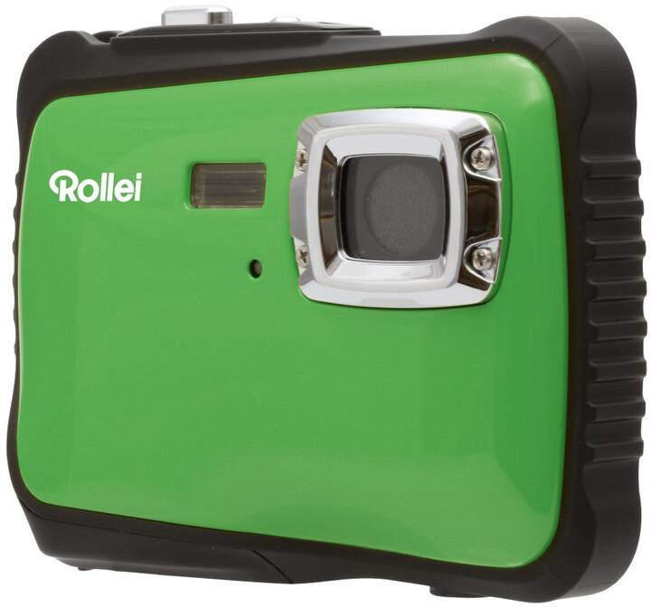Rollei Sportsline 64, voděodolný, zelená/černá