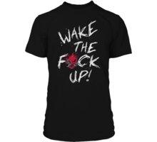 Tričko Cyberpunk: Wake Up Sketchy (XL) - 11317-XL + Klíčenka The Mox k Cyberpunk PC v hodnotě 199 Kč