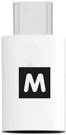 MAX MUA1101W redukce micro USB/USB C