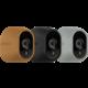 NETGEAR Arlo - Ochranný silikonový kryt kamery - šedá, černá, hnědá - 3 v balení