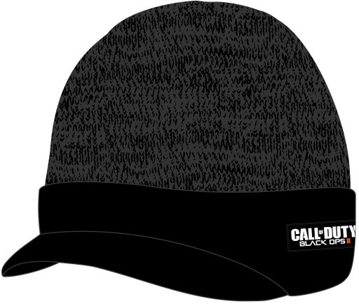 Čepice Call of Duty Black Ops II - Marled Cuff Billed