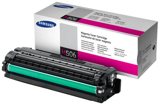 Samsung CLT-M506S, magenta