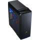 CoolerMaster Mastercase Pro 6, modrá  + Voucher až na 3 měsíce HBO GO jako dárek (max 1 ks na objednávku)