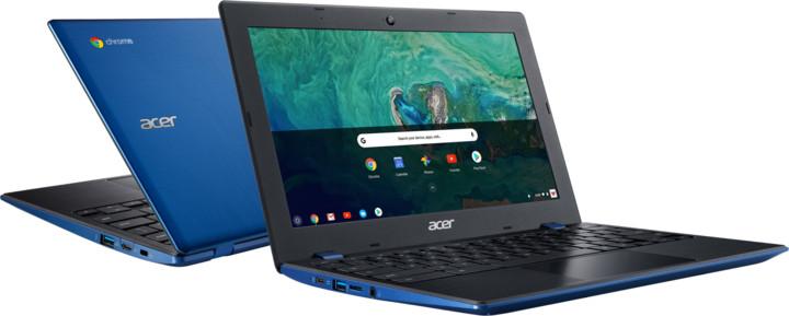 Acer Chromebook 11 (CB311-8H-C70N), modrá