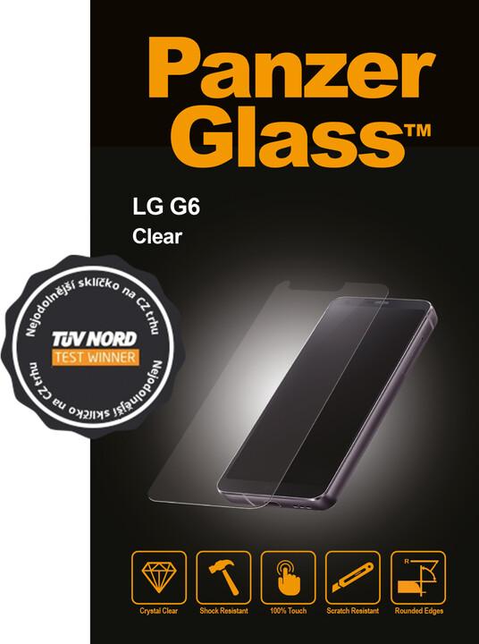 PanzerGlass ochranné tvrzené sklo LG G6