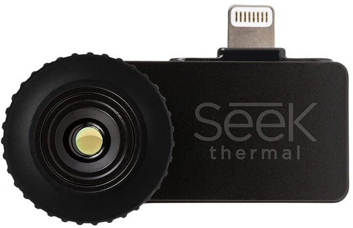 Seek Thermal Compact LW-EAA, černá