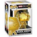 Figurka Funko POP! Marvel - Black Widow, chrome