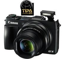 Canon PowerShot G1 X Mark II, černá 9167B011