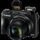 Canon PowerShot G1 X Mark II, černá  + Stativ Rollei Monkey Pod (v ceně 299 Kč)