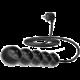 CONNECT IT prodlužovací kabel 230 V, 5 zásuvek, 3 m, bez vypínače (černý)