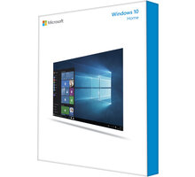 Microsoft Windows 10 Home CZ 64bit DVD OEM