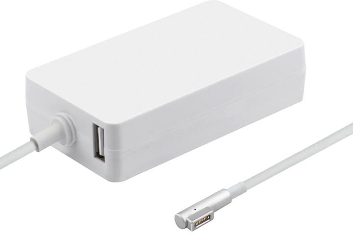 eSTUFF adaptér MicroBattery 45W MagSafe Power Adapter