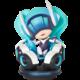 Figurka League of Legends - DJ Sona XL
