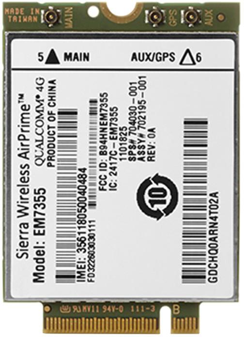 HP lt4112 LTE/HSPA+ W10