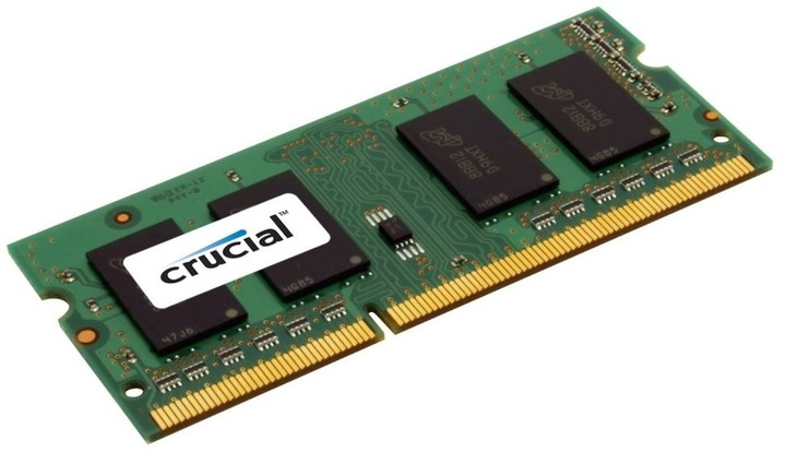 Crucial 8GB (2x4GB) DDR3 1600 CL11 SO-DIMM