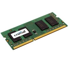Crucial 8GB (2x4GB) DDR3 1600 CL11 SO-DIMM CL 11 - CT2KIT51264BF160B