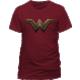 Tričko DC Comics - WW logo (M)