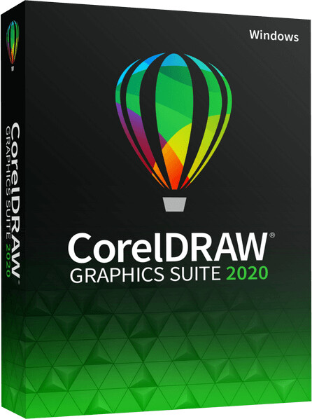 CorelDRAW Graphics Suite 2020 Education Licence MAC
