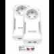 Tenda P1002P Powerline Adapter Kit, 2ks